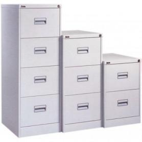 Метален шкаф Midi A4, FCMI3A, 3 чекмеджета